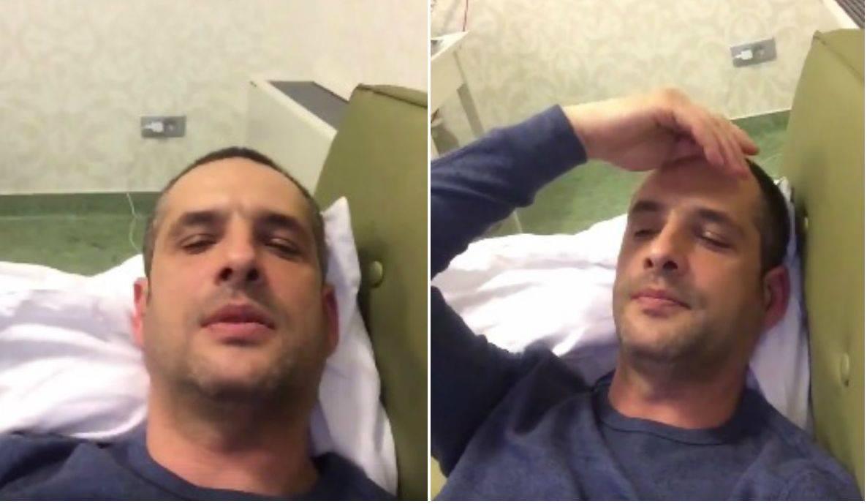 """Madalin Ionescu, pe patul de spital! Anuntul facut de vedeta a starnit siroaie de lacrimi: """"Tot ce conta era…"""""""
