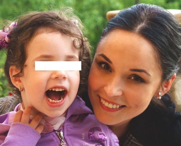 Cum arata acum Violeta, fiica Andreei Marin? E aproape la fel de înaltă ca mama ei! Ce domnișoară frumoasă! Poze rare cu fata Andreei și a lui Ștefan Bănică Jr.